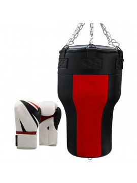 Bag and punching Mitts